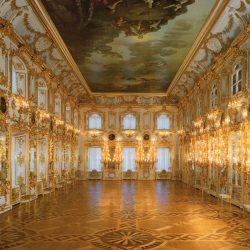 Дворцы Петергофа: цены, описание, режим работы