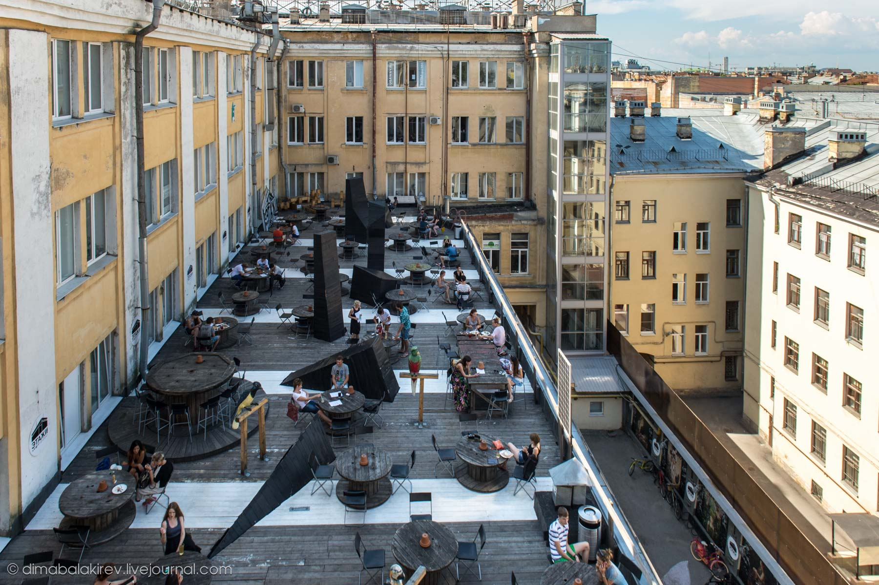 5 бесплатных мест Санкт-Петербурга для самых творческих и любознательных