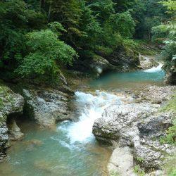 Гуамское ущелье: невероятное чудо-природы в Краснодарском Крае