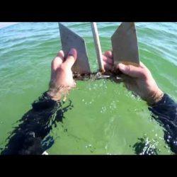 Подводный поиск на Азове