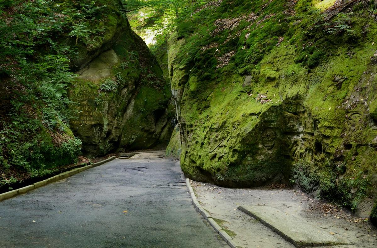 Горячий Ключ: оздоровительная прогулка через загадочное ущелье