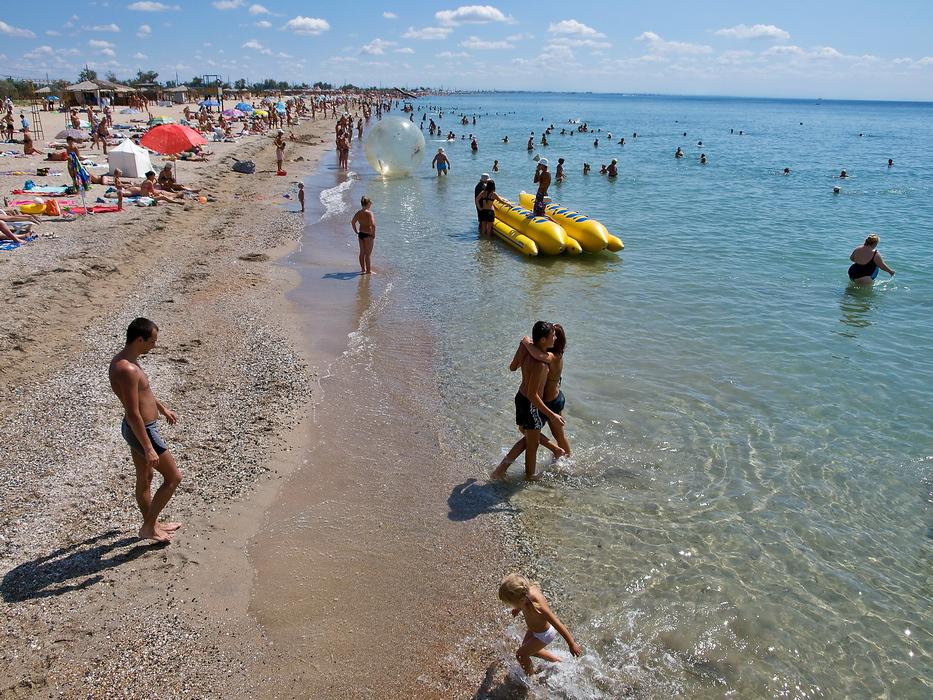 В Евпаторию с ребенком: отдыхаем на самом детском курорте Крыма