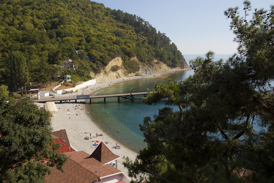 Черноморское побережье: отдых по интересам