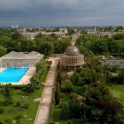 Парки отдыха и развлечений в Евпатории: где погулять и увидеть Крым в миниатюре?