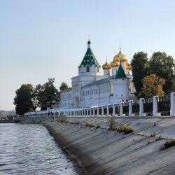 Кострома: история, описание, климат