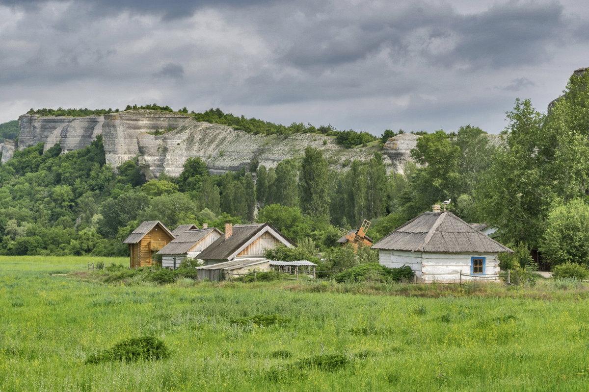 Этноцентр «Славянская деревня» в Крыму: прикоснуться к старине и отдохнуть на природе