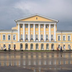Дворцы Костромы