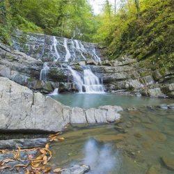 Водопады Головинки