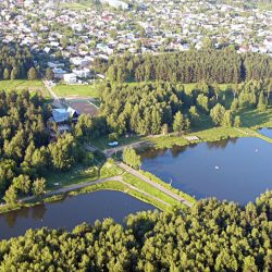 Какие паркие есть в Костроме