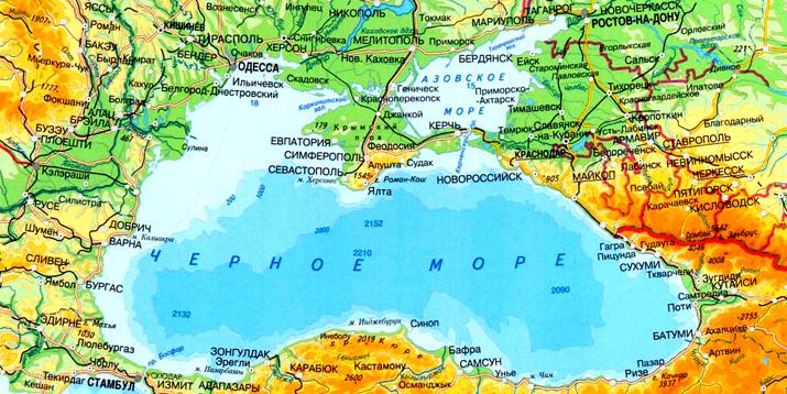 Азовское против Черного: какое море выбрать для отдыха?