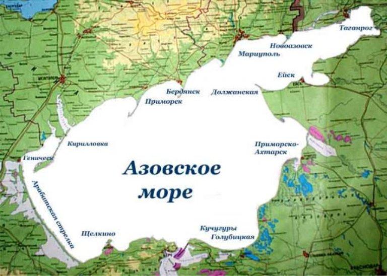 Самые интересные курорты Азовского моря: выбор путешественника
