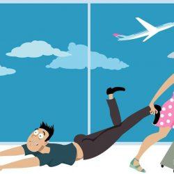 Аэрофобия: как победить страх