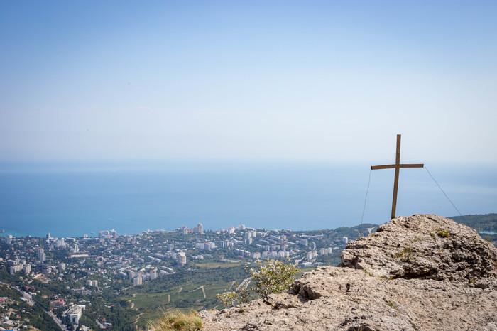 Походы по Крыму с минимальным количеством веса в снаряжении и на себе