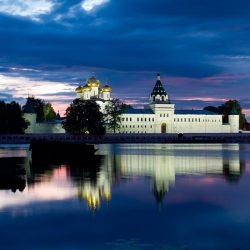 Удивительная архитектура Костромы