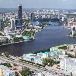 ЧМ-2018: достопримечательности Екатеринбурга