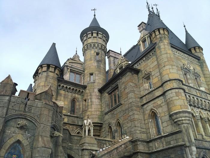 Мое путешествие к замку Гарибальди