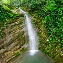 Водопады Лазаревского