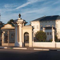Дворцы и усадьбы Коломны