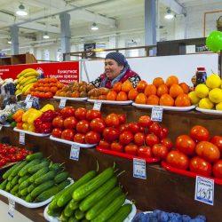Рынки в Вардане