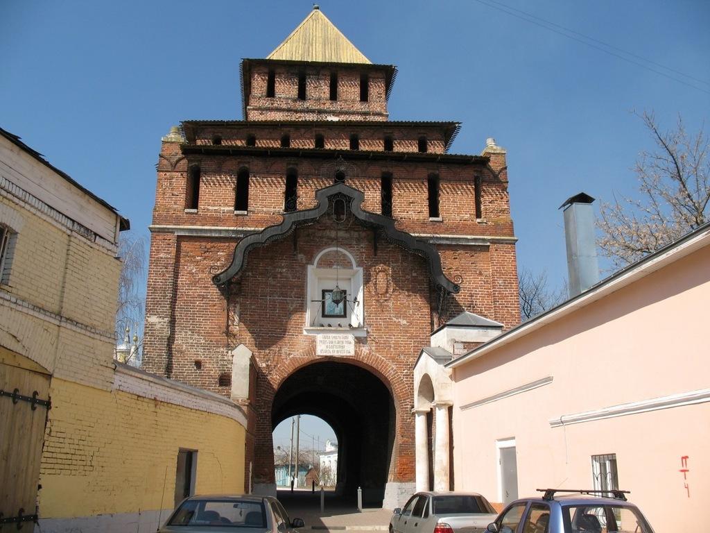 Архитектура Коломны