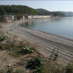 Пляжи Волконки