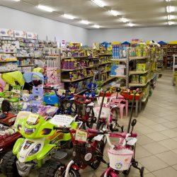 Магазины в Вишневке