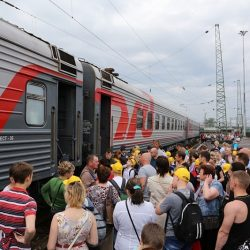 Поезд Шексна № 126/125 Череповец-Адлер: маршрут, расписание, места