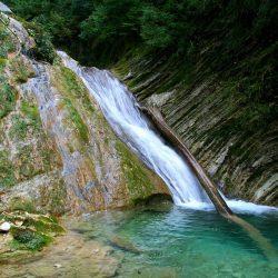 Водопады Волконки