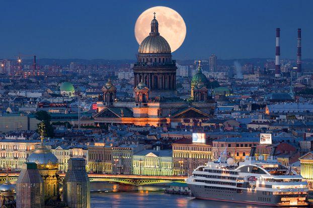 Белые ночи Петербурга: когда, почему, маршруты, видео
