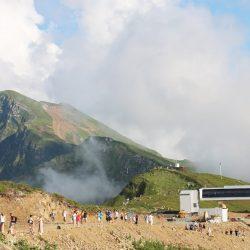 Роза Хутор — горнолыжный курорт в Сочи/Адлер летом