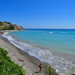 Пляжи Вишневки