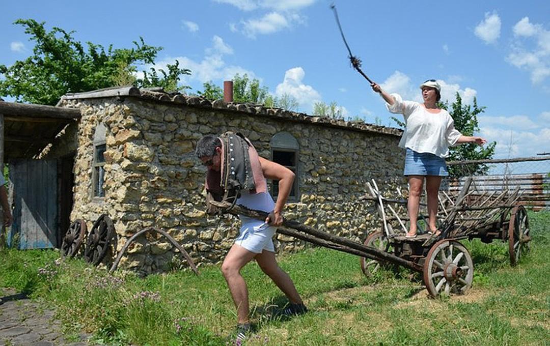 Музей деревенского быта под Воронежем: путешествие в прошлое
