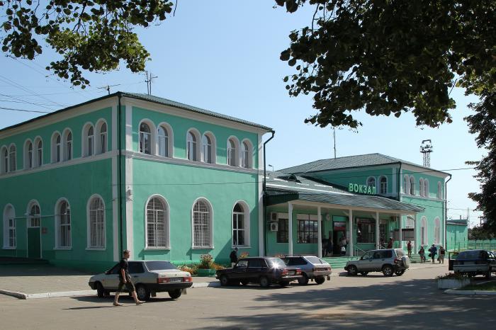 Вокзалы Коломны
