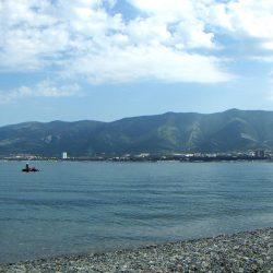 Пляжи Якорной Щели
