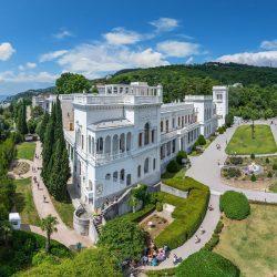 Ливадийский дворец – шедевр Южного берега Крыма