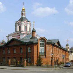 Храм Вознесения за Серпуховскими воротами в Москве