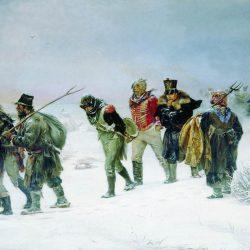 Наполеон в Москве: крушение величия