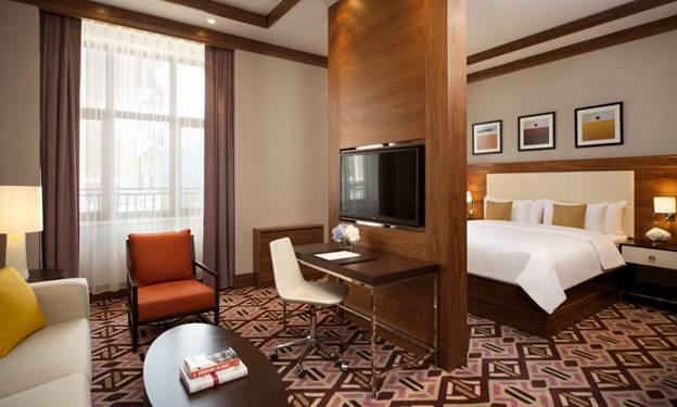 5 самых дорогих отелей Сочи, для тех, кто любит комфорт