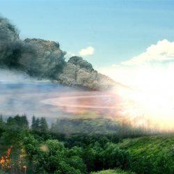 Метеориты – взрывные гости из космоса