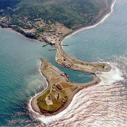 Пляжи Большого Утриша и Малого Утриша