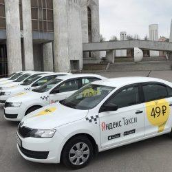 Такси и общественный транспорт в Великом Новгороде