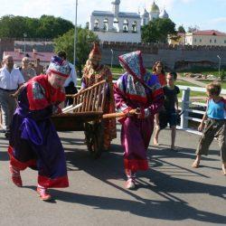 Как провести время с детьми в Великом Новгороде