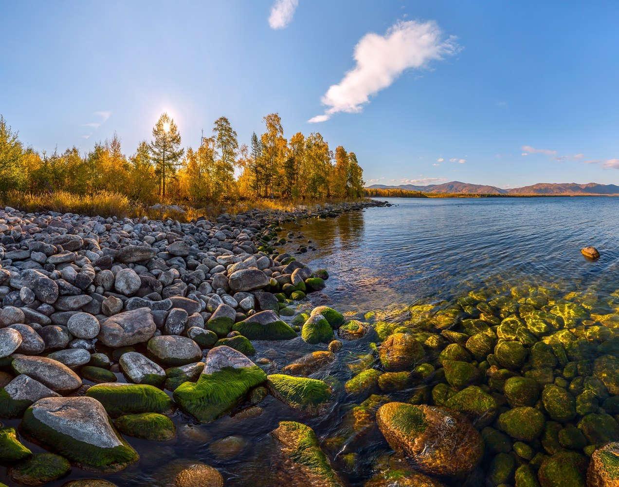 Байкал и Прибайкалье: общее описание, климат, история