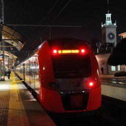 Общественный транспорт в Дагомысе