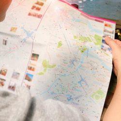 Подробная бесплатная карта Анапы онлайн