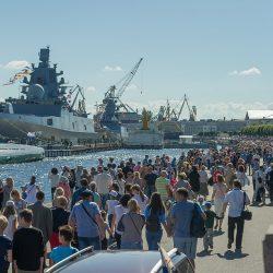 День ВМФ в России: города и программа мероприятий в 2018 году