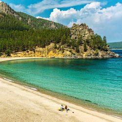 Летний отдых на Байкале: пляжи для купания