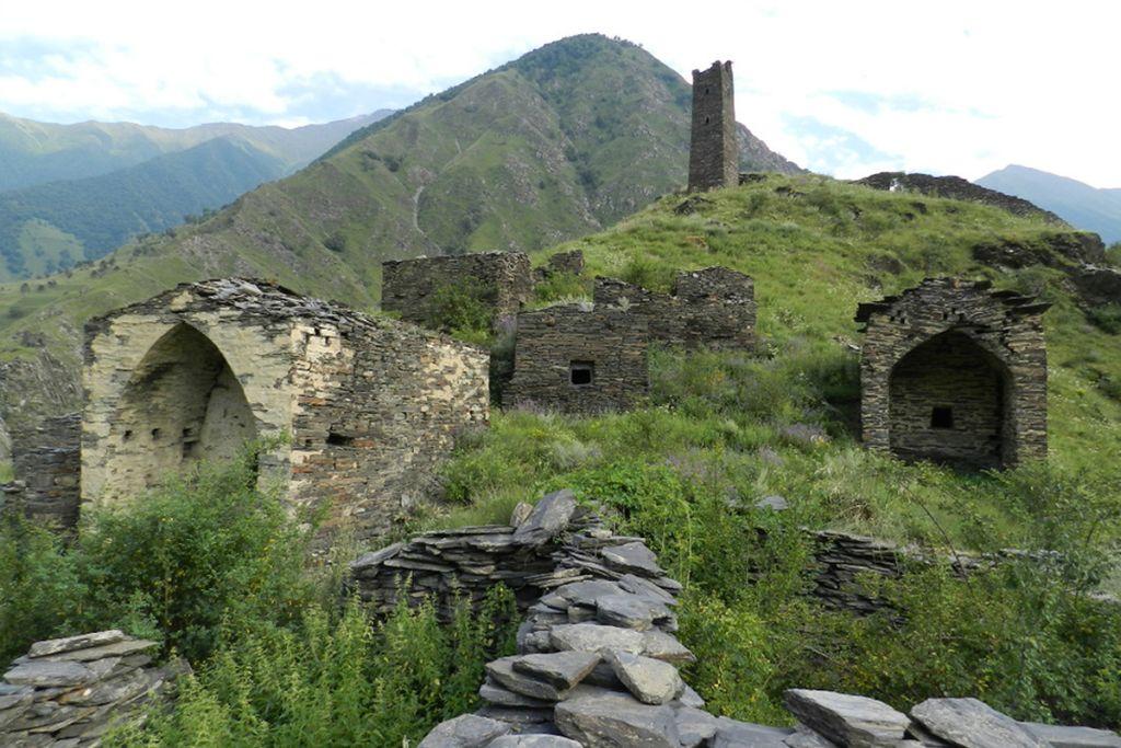 Архитектура Чеченской республики