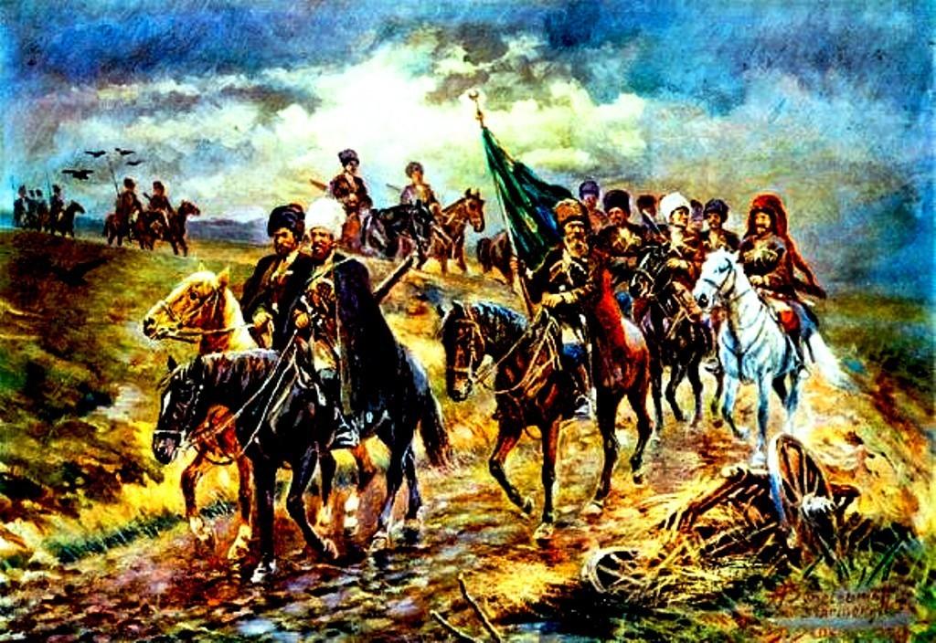 История Чеченской республики
