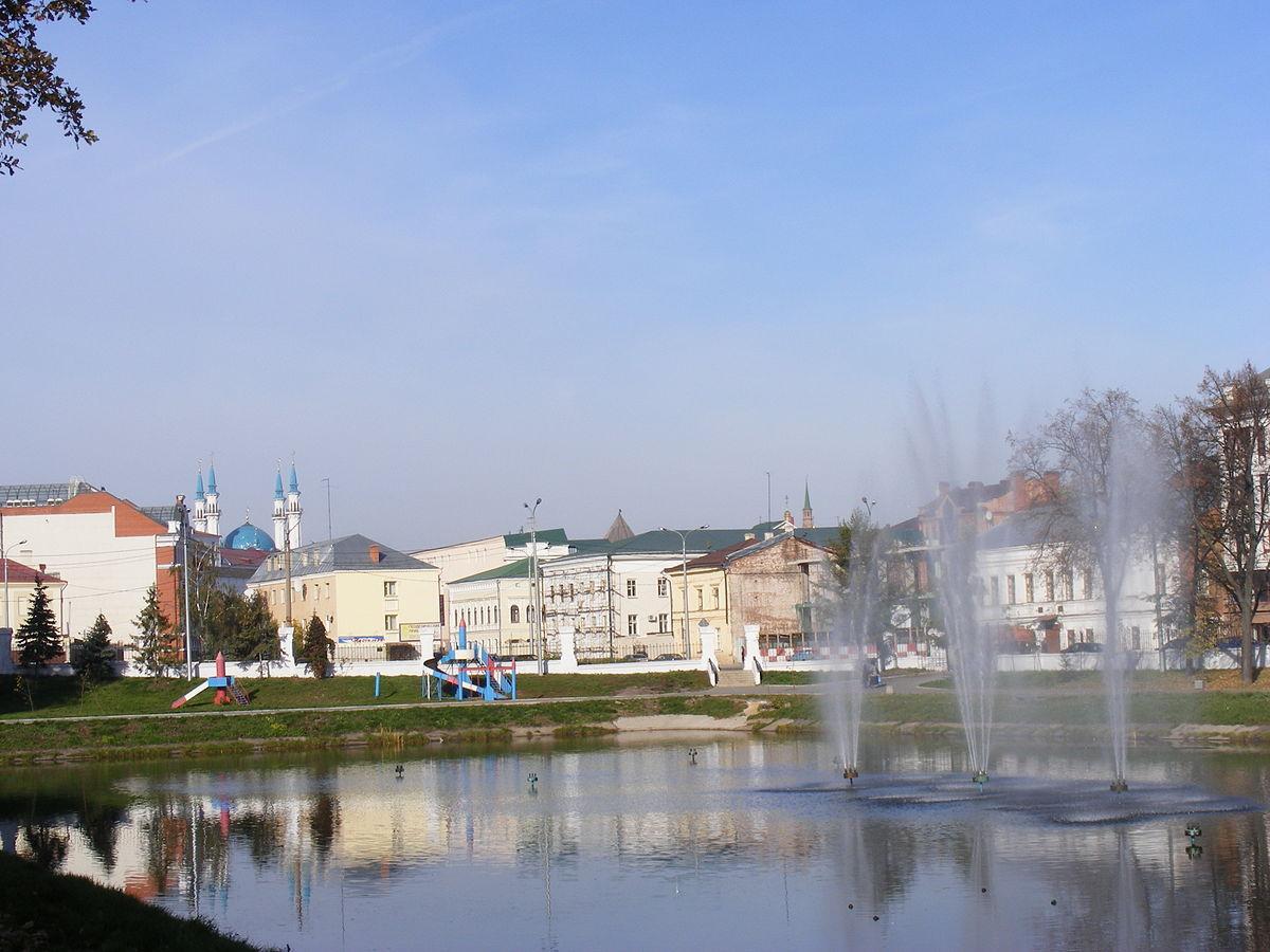 Какие парки в Казани следует посетить?